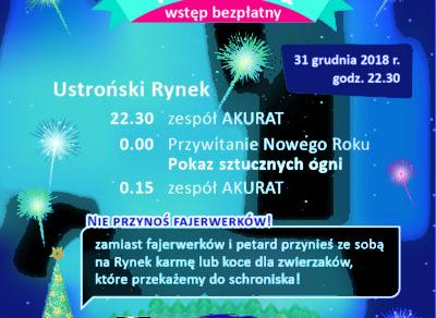 Sylwester 2018/2019 Na rynku