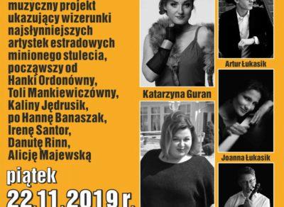 JEJ PORTRET - Muzyczne wizerunki polskich i  światowych artystek - XX UJM